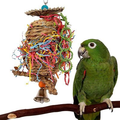 Massive Mac Chewable Foraging Parrot Toy