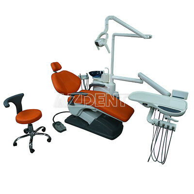 Unit Dental Chair Computer Controlled Chairs & Stools DC Motor 110V/220V AZDENT
