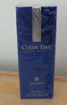 Aigner Clear Day After Shave lotion 100 ml  NEU OVP