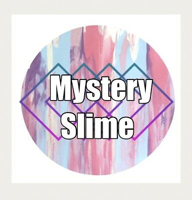 Mystery slime 8 oz. lots of variety. Includes free EXTRAS !!
