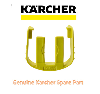 Karcher K2 YELLOW C Clip Domestic Pressure Washer Trigger Gun Clamp 333A1