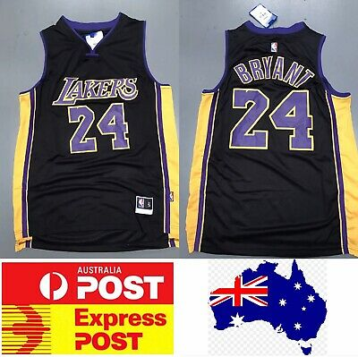Kobe Bryant Lakers jerseys, adult size, youth size and baby size