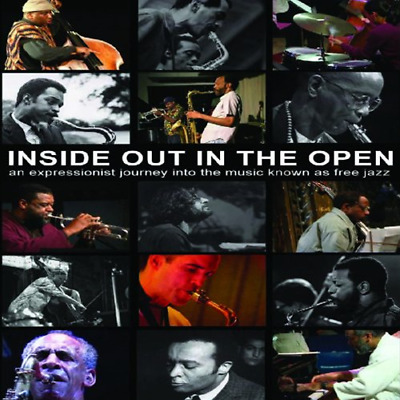 Inside Out In The Open  [Dvd Nuovo]