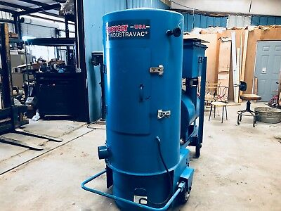 industrial vacuum spencer/dust collector 10 HP