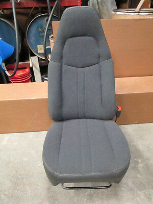 03-09 CHEVY KODIAK Gmc Topkick Rh Pass Side Gray Cloth Bucket Seat