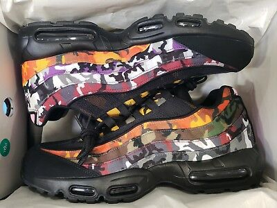 NIKE AIR MAX 95 OG MC SP ERDL Party Size 14 free shipping.