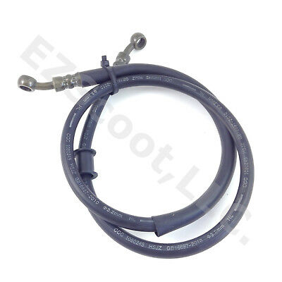 Hydraulic Brake Cable Line Hose 120Cm Gy6 Scooter 4 Stroke Roketa Jonway Vip Jcl