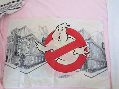 1984 Ghostbusters Pillowcase Pillow Case