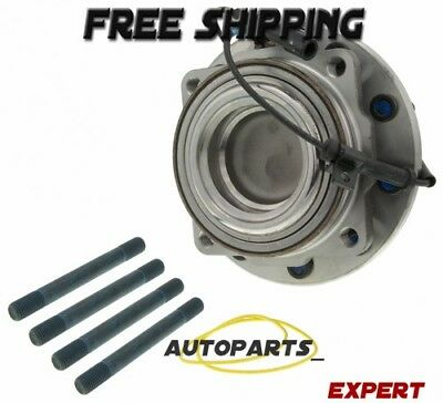 Front Wheel Bearing and Hub Assembly for 2005 06 07-10 Ford F450 F550 Super Duty