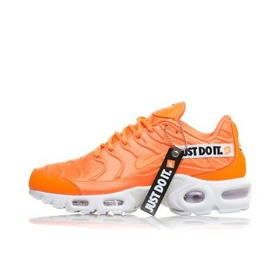 brand new b15ef 92c7e NIKE WMNS AIR MAX PLUS SE JUST DO IT PACK 862201-800 mk2 off white