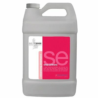 Isle of Dogs Salon Elements Stay (Clean) Shampoo 1 Gallon 3.79L
