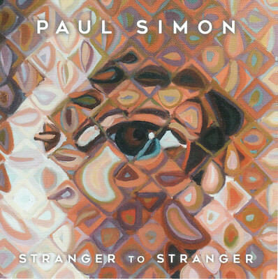 PAUL SIMON Stranger To Stranger 2016 11-track CD album NEW/SEALED