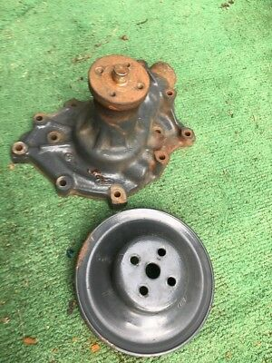 OMC Cobra Ford 5.0L V8 Water pump With Pulley D2JL-8509E