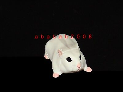 Kaiyodo Furuta Animatales figure Choco Egg Part.2 - white dwarf hamster (1 pcs)