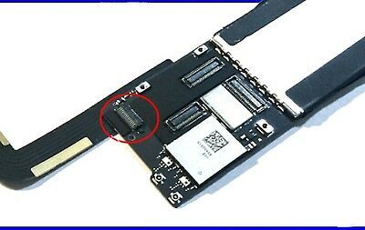 iPad Air 5 Home Button FPC ZIF Connector Replacement Repair Service