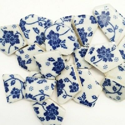 Blue and White Flower China 200 grams