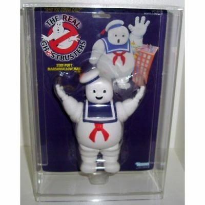 Bespoke Acrylic Display Case For MOC Carded Vintage Ghostbusters Figure