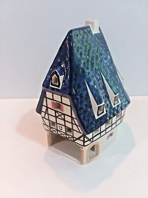 Original Leyk Light House Hand Made in Rothenburg Germany