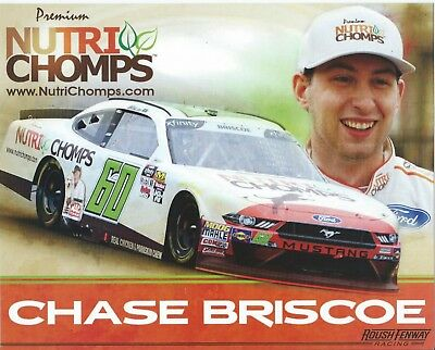 Chase Briscoe 2018 Ford Mustang #60 Xfinity Série 1:64 Arc-Nascar