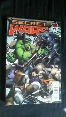 Secret Wars #7 Mile High Comics Dale Keown Thing Tomm Coker Variant Covers