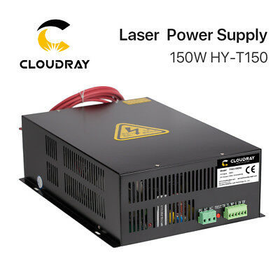 150W CO2 PSU Laser Power Supply Source for CO2 Laser Engraver Cutter Machine