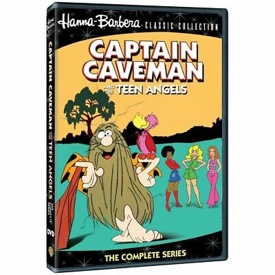 Captain Caveman and the Teen Angels - The Complete Series DVD Set (MOD DVD-R)