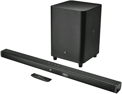 NEW JBL 3690650 3.1ch 450W 4K Ultra HD Soundbar
