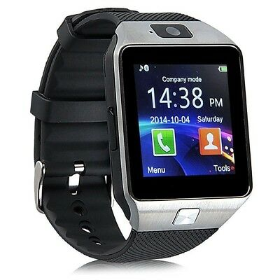 Reloj inteligente Smartwatch Bluetooth DZ09 Whatsapp Camara ANDROID/IOS NEW