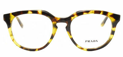 1fb0f5b0891 Prada VPR-13S Optical Frames Women Authentic Tortoise UBN-101 Eyeglasses RX  48mm