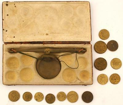 Coin Scale Counterfeit Detector Book Lot 1496