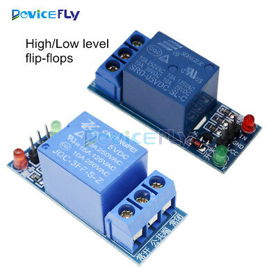 1 Channel 5V Relay Module Shield For Arduino Uno Meage2560/1280 ARM PIC AVR