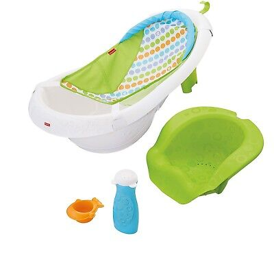 Fisher-Price 4-in-1 Grow-With-Me Tub.