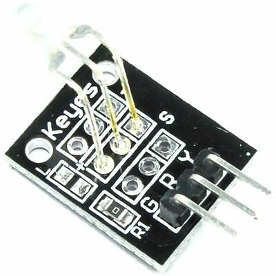 Keyes 3mm Bi-Colour LED Module KY-029 Red Green Arduino Pi Train Flux Workshop
