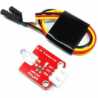 Keyes 5mm IR LED Module Transmitter KY-049 Arduino Remote 20cm Pi Flux Workshop