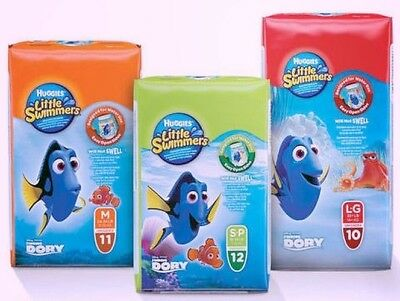 Huggies Little Swimmers Diapers for Swimming