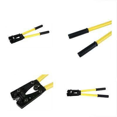 K05-1GL K-Series Mechanical Crimper For 8 AWG To 1/0 With Rotating Dies