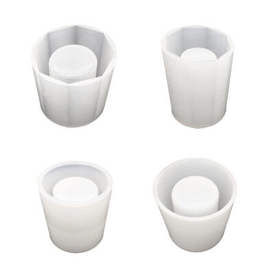 Silicone PenContainer Cup Mold Jewelry Making Resin Casting Mould Craft Tool