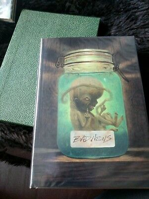 Bad News ,Richard Laymon , Jack Ketchum &co., Rare deluxe signed edition , cased