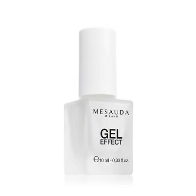 Gel effect - Top Coat effetto gel per unghie 10ml - Smalto Curativo - Mesauda