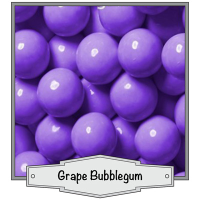 GRAPE BUBBLEGUM Fragrance Oil for making Candles, Soaps, Wax Melts etc.