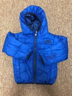 3489793bb THE NORTH FACE Toddler Boys Warm Storm Jacket Cosmic Blue NWT MSRP ...
