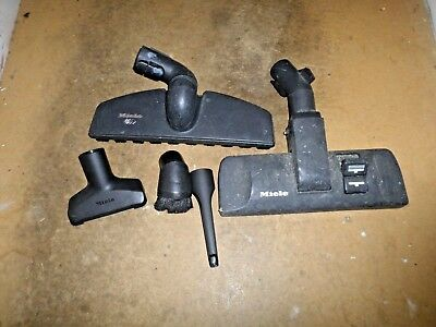 5 x Miele Vacuum Cleaner Accessories_All genuine_Used