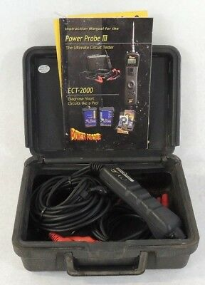 Power Probe III PP319FTC The Ultimate in Circuit Testing