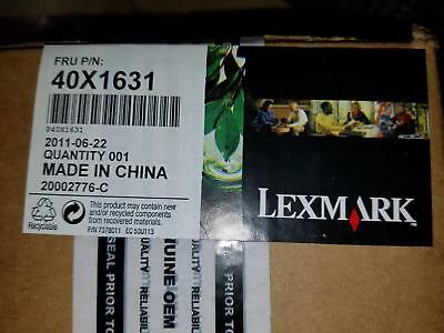Lexmark 40X1631 250 Output Flag And Retainer C770N C780N