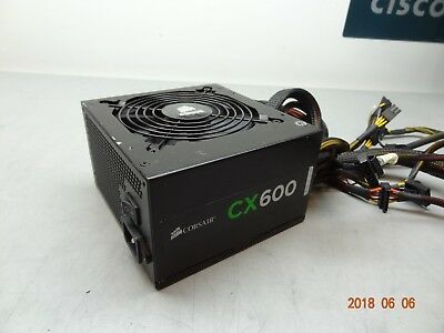 Corsair CX600 75-001668 600W Power Supply *T156