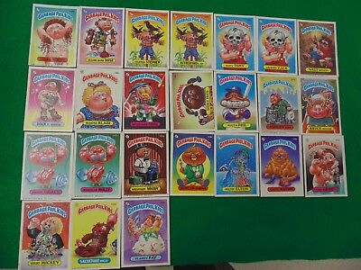 Garbage Pail Kids Original Series 4 1986 Lot of 24 Cards NCA5023