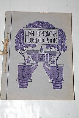 Advertising Booklet 1910 Hamilton Brown Household Shoe Store, St. Louis, Mo