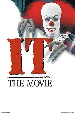 IT - TV MOVIE - ONE SHEET POSTER - 22x34 - STEPHEN KING 16585