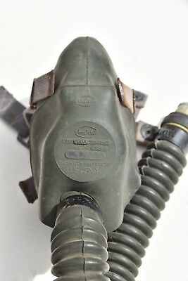 Wwii Oxygen Mask A 10 A Demand 1944 Us Army Pilot Air Forces