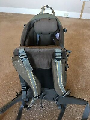 Mothercare Premium Back Carrier From 6 Months To 18kg In Green